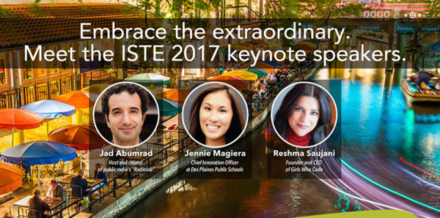 2017 ISTE Conference