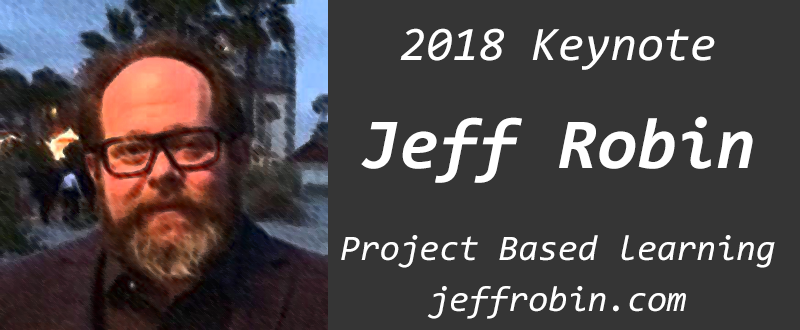 2018 Conference Keynote Speaker - Jeff Robin